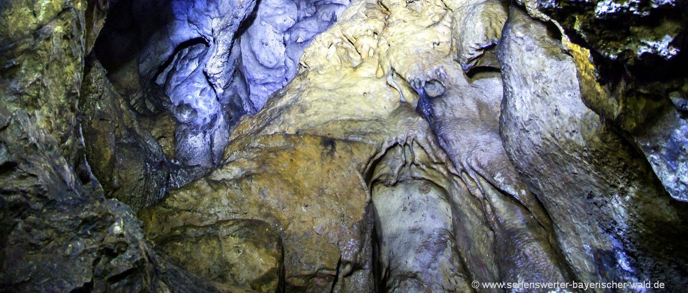 höhlenwanderung-oberpfalz-tropfsteinhöhle-bayern
