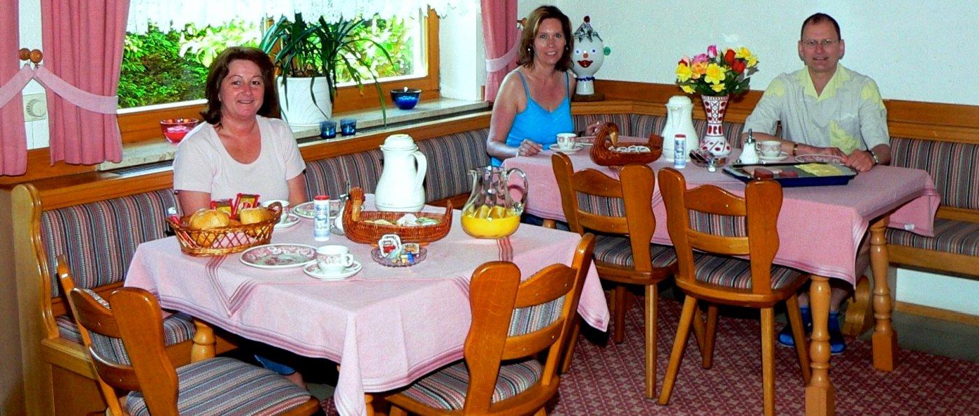 Zimmer mit Frühstück in Lindberg Pension Bayerischer Wald