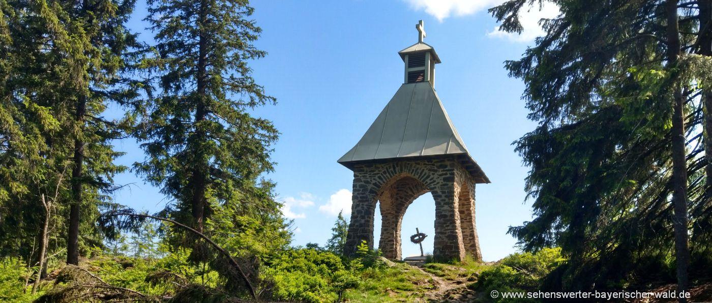 kaitersberg-mittagstein-wanderung-rundweg-kapelle