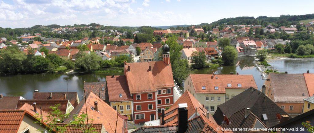 kallmünz-sehenswürdigkeiten-kuenstlerdorf-ansicht-von-oben