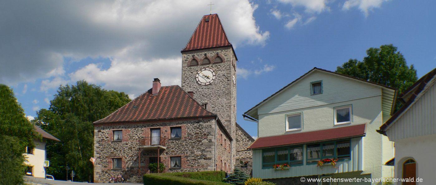 klingenbrunn-ausflugsziele-kirche-wanderung-hessenstein