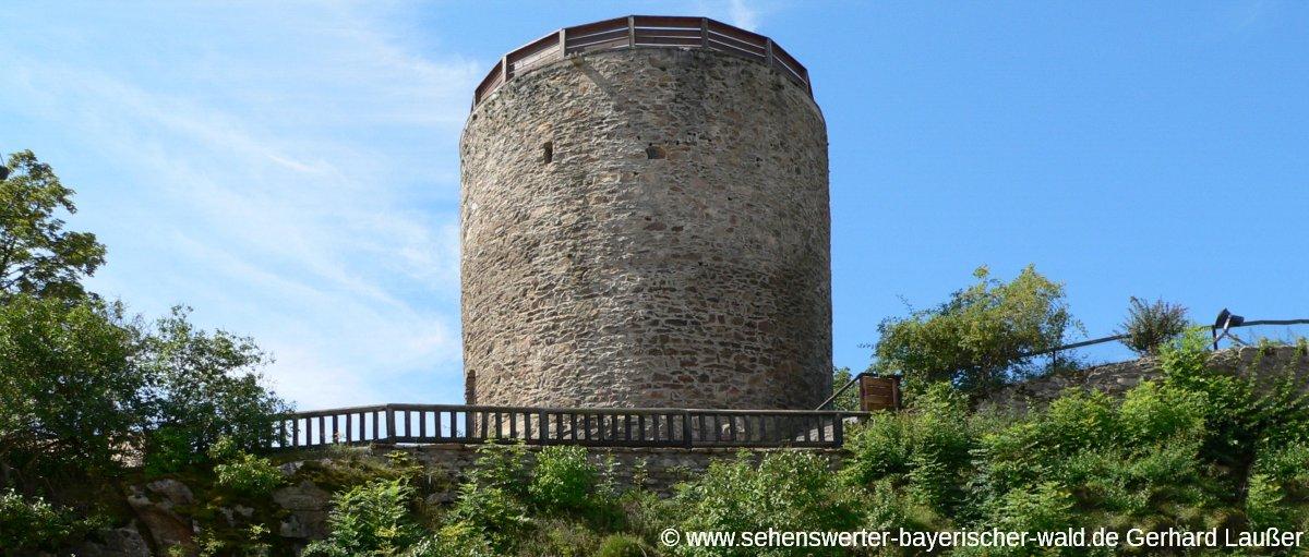 kollnburg-burgruine-aussichtsturm-bayerischer-wald-bayern-panorama-1200