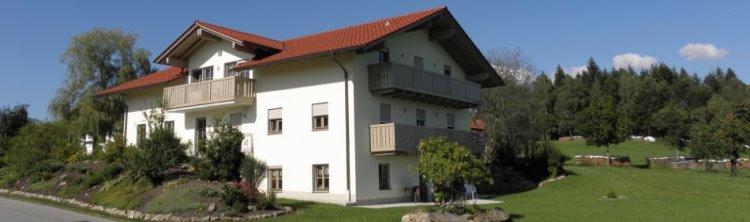 Ferienhaus für Skiurlaub im Bayerischen Wald