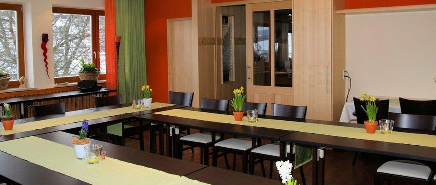 Gruppenhaus & Seminarhaus im Landkreis Regen für 25 - 35 Personen