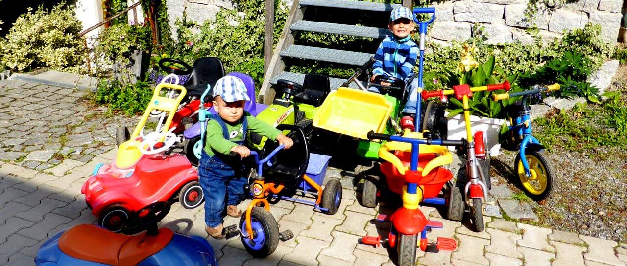 Ferienhaus & Ferienwohnung in Ringelai Ohetal Ferienhof für Familien