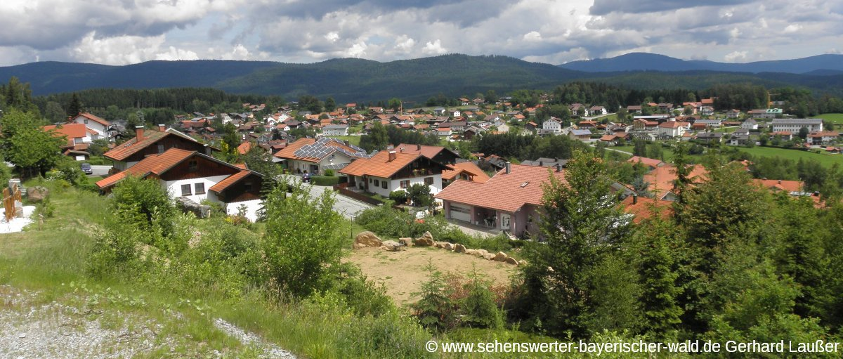 langdorf-aussichtsturm-wanderung-ausblick-ferienort-bayerischer-wald-panorama-