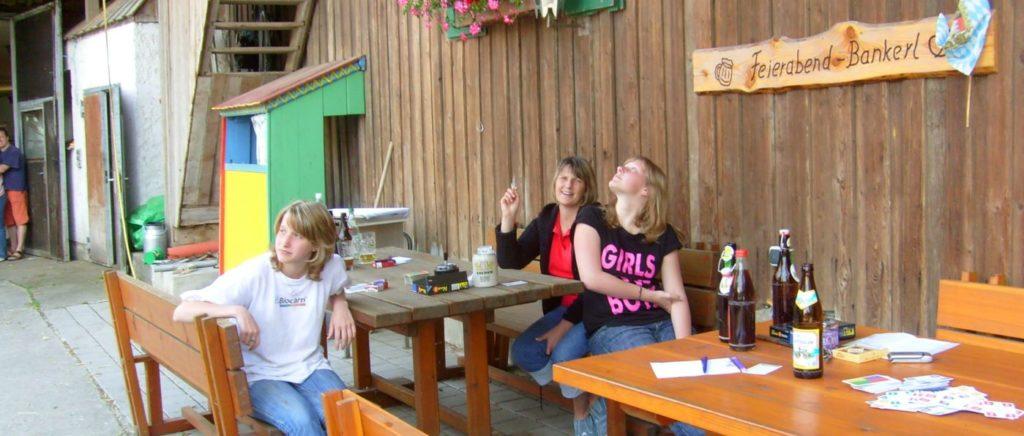Urlaub auf dem Kinderland Bauernhof mit Bärchen Auszeichnung