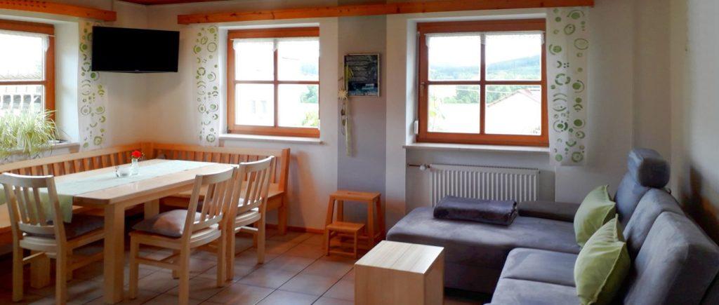 Ferienhaus auf dem Bauernhof in der Oberpfalz