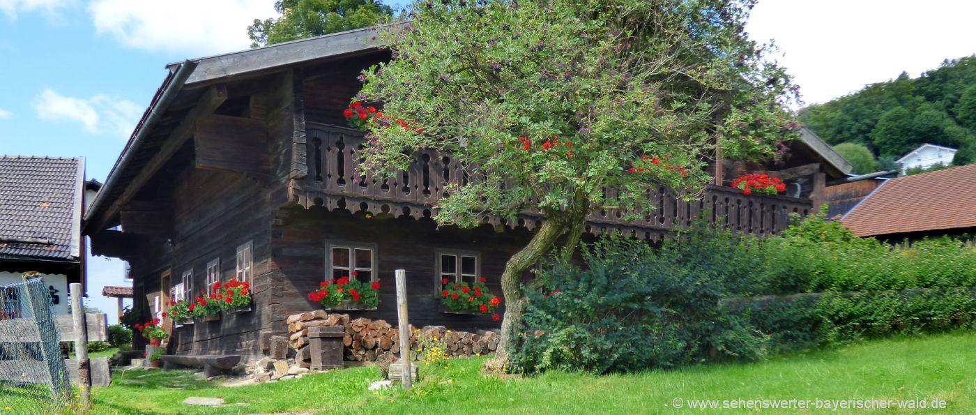 lindberg-ausflugsziele-bauernhausmuseum-bayerischer-wald-sehenswürdigkeiten