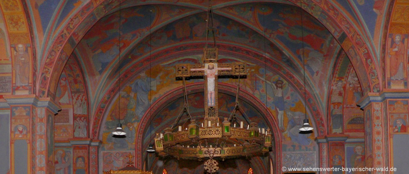 Sehenswürdigkeiten Ludwigsthal Herz-Jesu Kirche