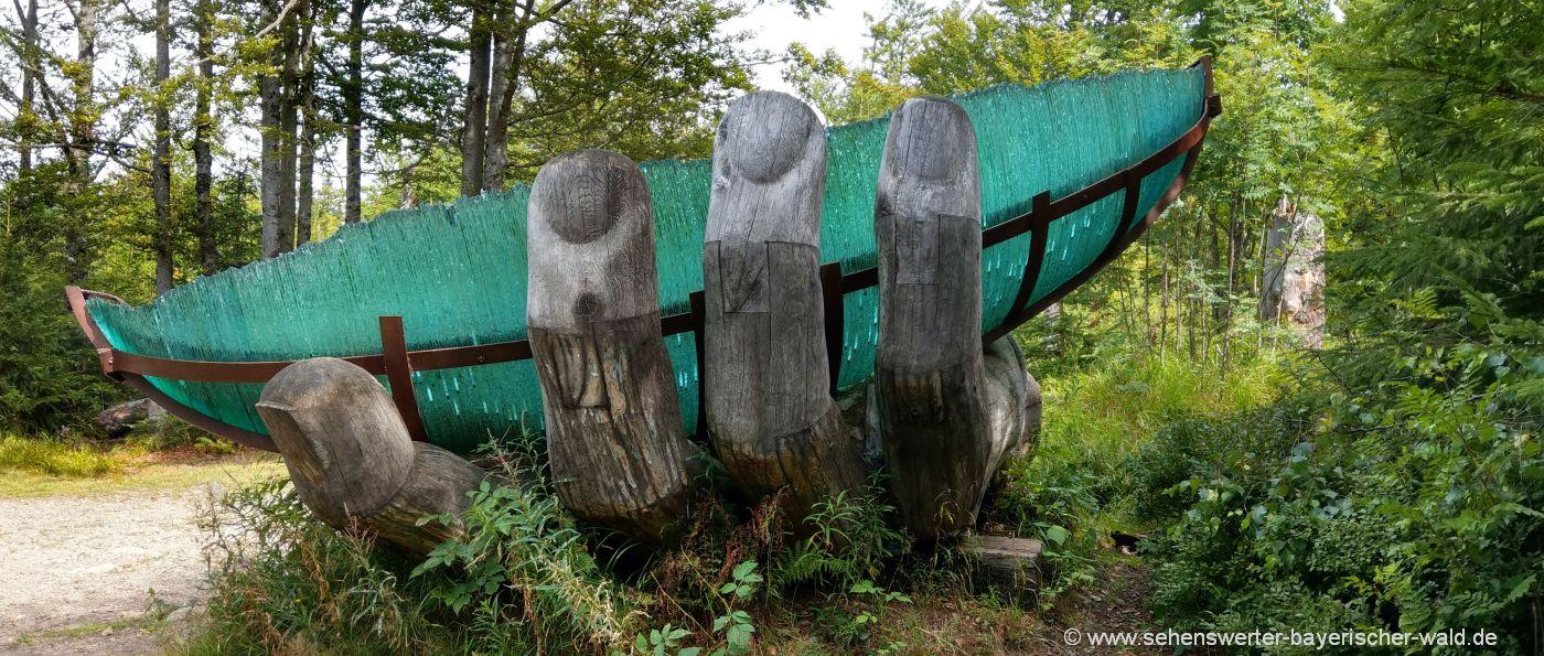 lusen-wanderung-glasarche-sommerweg-bayerischer-wald