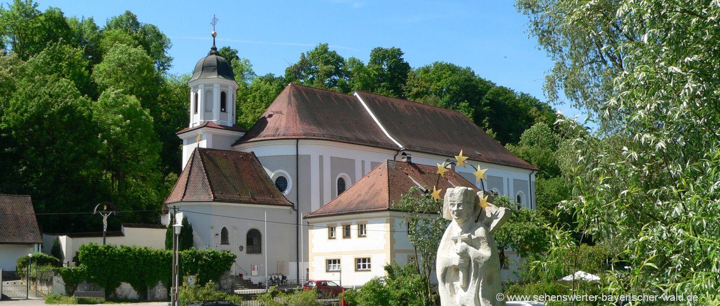 mariaort-wallfahrtskirche-bei-regensburg-ausflugsziele-biergarten