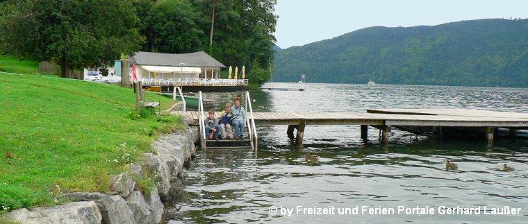 Sehenswürdigkeiten und Freizeitaktivitäten am Millstätter See Ausflugsziele