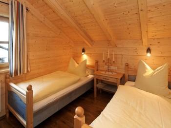 Monteurunterkunft bei Regensburg Schlafzimmer