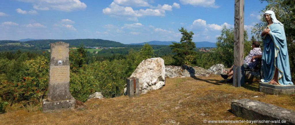 moosbach-prackenbach-pfahlberg-kalvarienberg-aussichtspunkt