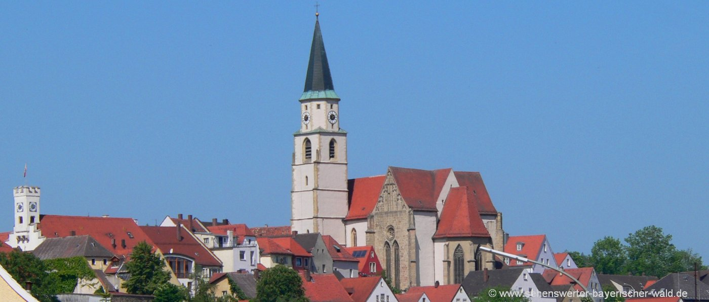 nabburg-stadt-oberpfalz-ausflugsziele-sehenswürdigkeiten-kirche