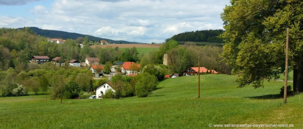 Längseugenweg - Wandern am Rundweg Schorndorf Neuhaus