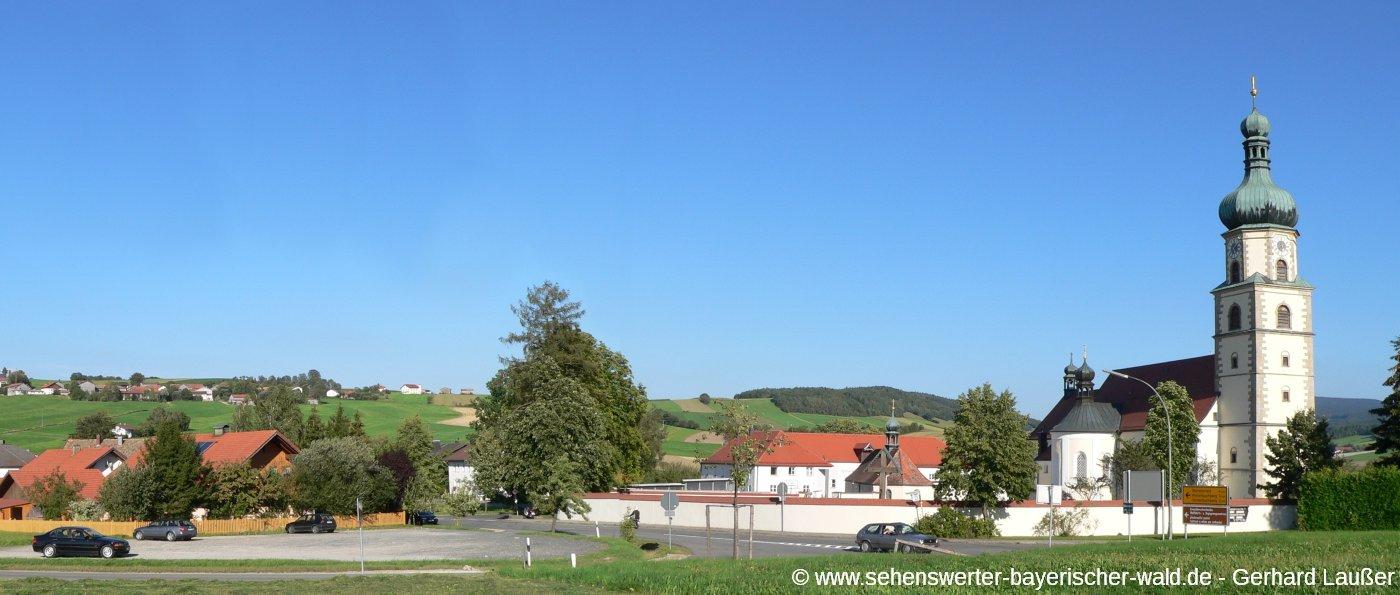Wallfahrtskirche Neukirchen beim heiligen Blut, Landkreis Cham, Oberpfalz