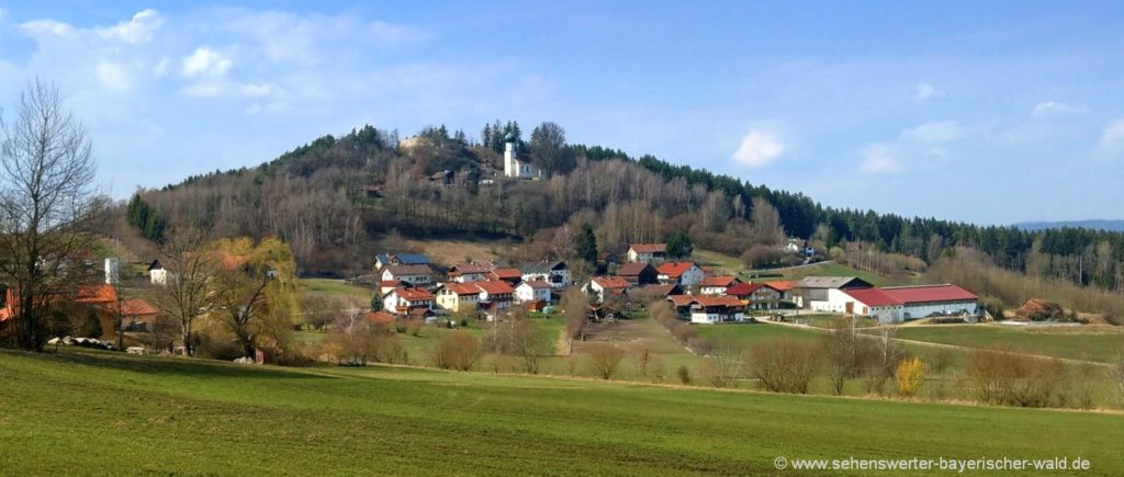 neurandsberg-burgruine-rattenberg-wallfahrtskirche-bayerischer-wald