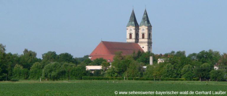 niederaltaich-basilika-benediktinerabtei-kloster-niederbayern