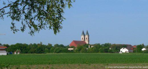 niederalteich-ausflugsziele-kloster-sehenswürdigkeiten