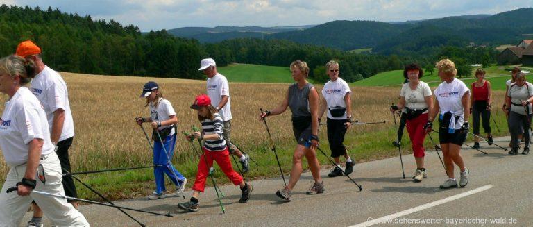 nordic-walking-touren-bayerischer-wald-fitnessurlaub-sporturlaub