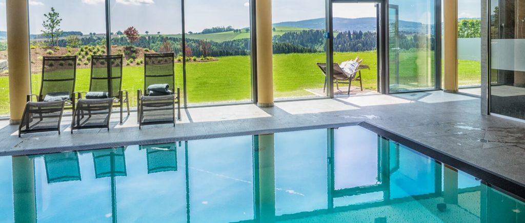 Passau 4 Sterne Hotel mit Schwimmbad in Niederbayern