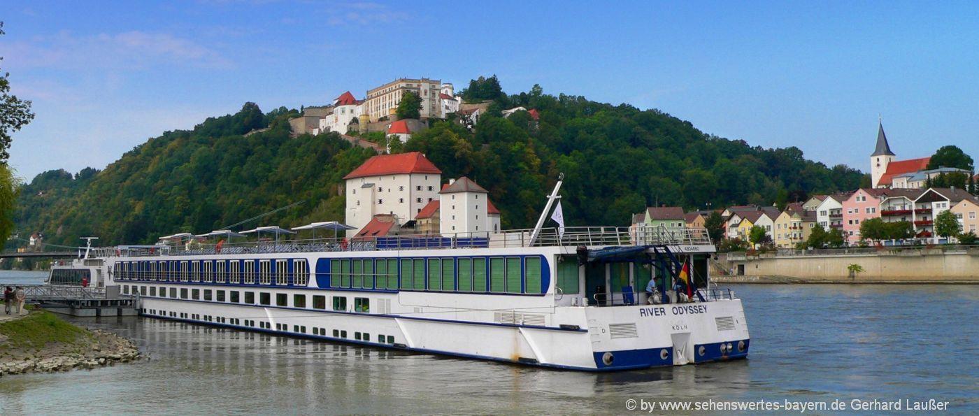 passau-donauschifffahrt-dreifüssestadt-freizeitangebote-niederbayern