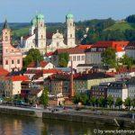 Dreiflüssestadt Passau das Ausflugsziel in Niederbayern