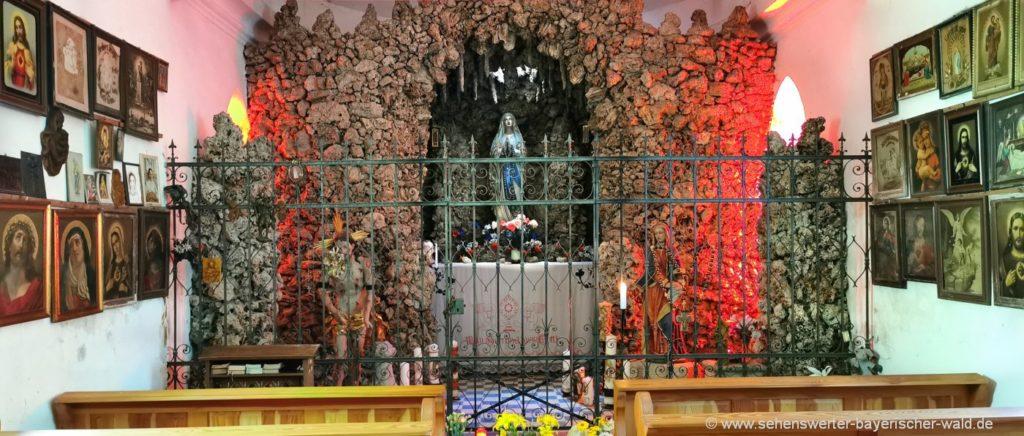 Kalvarienbergkapelle die Sehenswürdigkeit bei Pemfling und Grafenkirchen