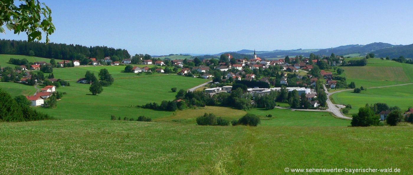 perlesreut-bayerischer-wald-ausflugsziele-wanderungen-sehenswürdigkeiten
