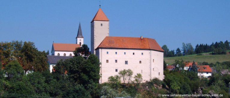 pfreimd-burg-trausnitz-im-tal-oberpfalz-sehenswürdigkeiten