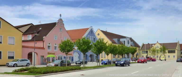 pilsting-sehenswürdigkeiten-niederbayern-ausflugsziele-marktplatz