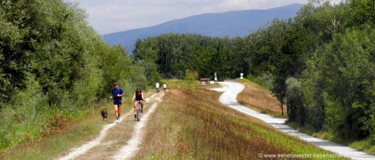 plattling-radweg-an-der-isar-highlights-wanderwege-niederbayern-freizeitangebote