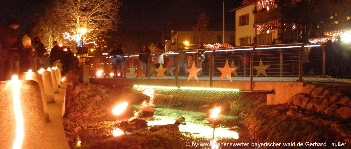 pösing-romantik-weihnachtsmarkt-oberpfalz-christkindlmärkte-lichterglanz-wasserfall