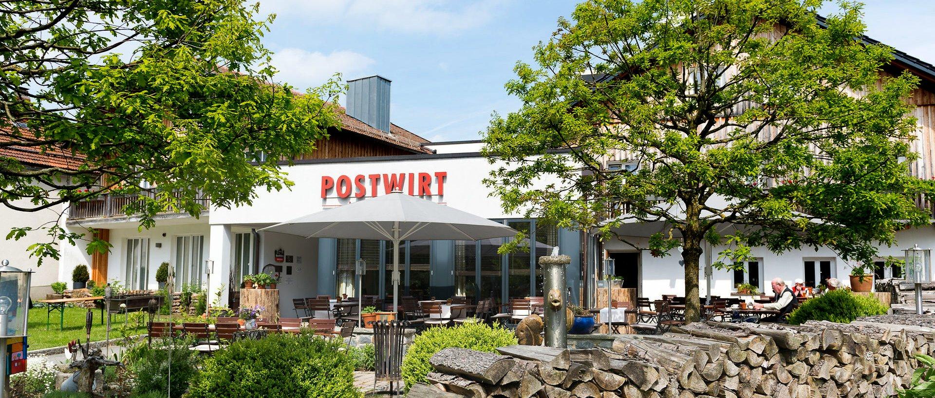 Grafenau Ferienwohnung mit Frühstück und Wellness Angebot im Hotel Postwirt