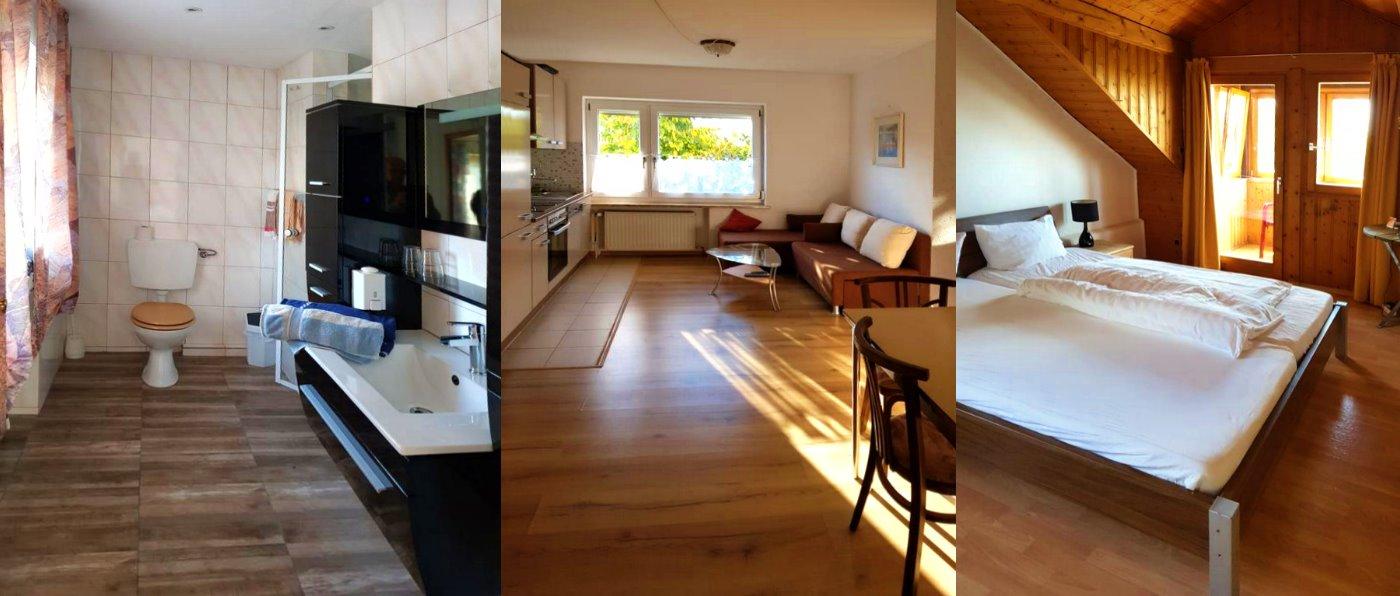Pritzl Pension in Passau Zimmer & Ferienwohnung in Niederbayern