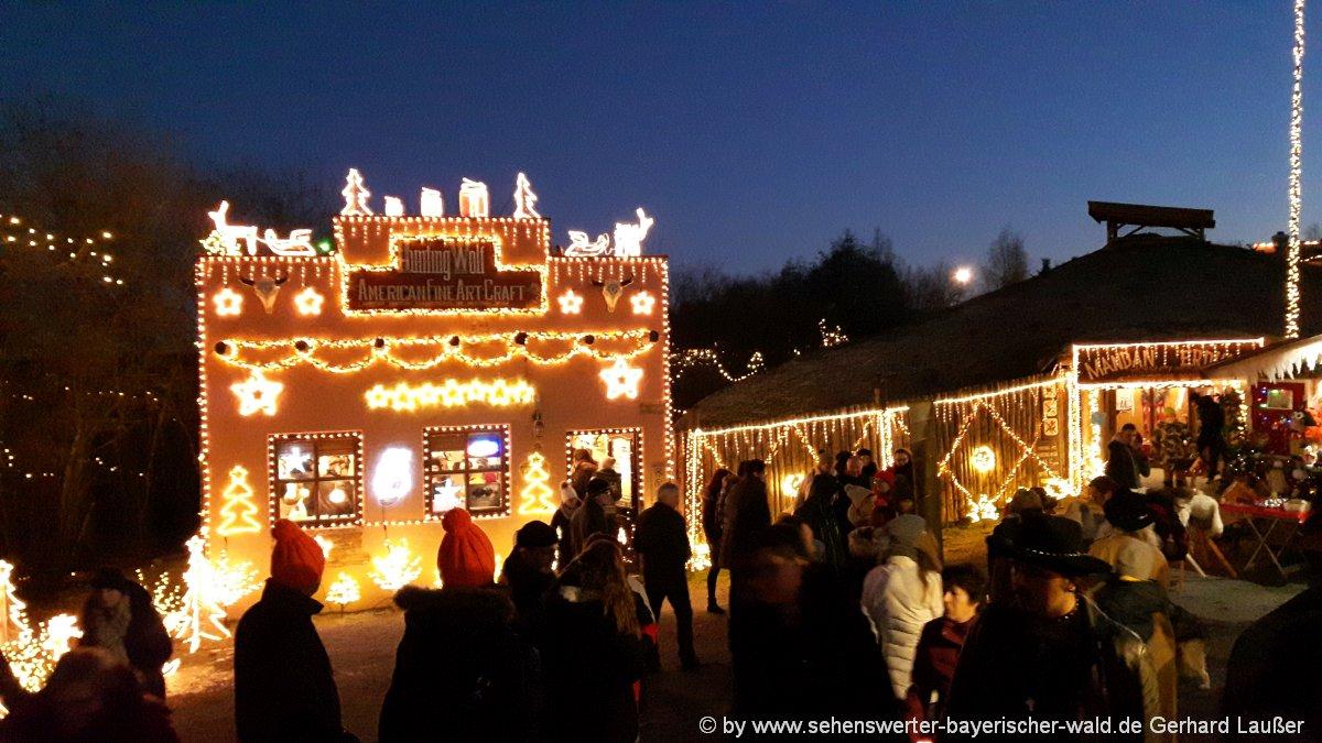 Wintermarkt Bayern
