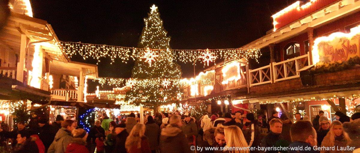 pullman-city-weihnachtsmarkt-niederbayern-christkindlmarkt-lichterbaum-amerikanisch