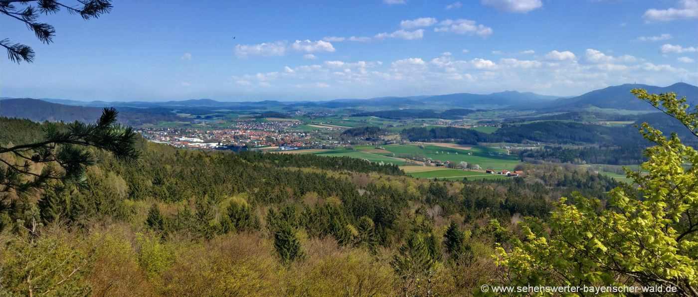 ränkam-rundweg-kirschbaumriegel-gipfel-aussichtspunkt-furth-im-wald-panorama