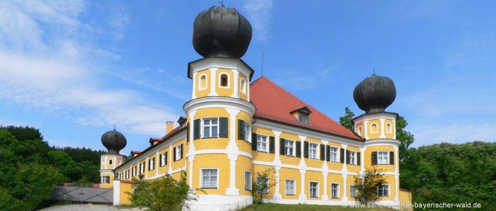 ramspau-schloss-sehenswürdigkeiten-oberpfalz-ausflugsziele