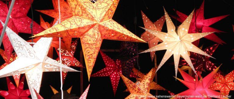 regen-christkindlmarkt-bayerischer-wald-weihnachtsmarkt-sterne