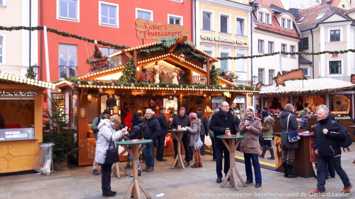 Adventsmarkt Regensburg