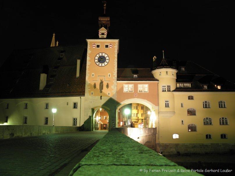 Karte Regensburg Altstadt.Regensburg Altstadt Sehenswurdigkeiten Der Innenstadt