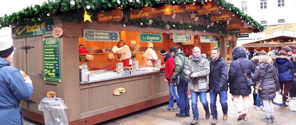 regensburg christkindlmarkt oberpfalz schönste weihnachtsmärkte Buden