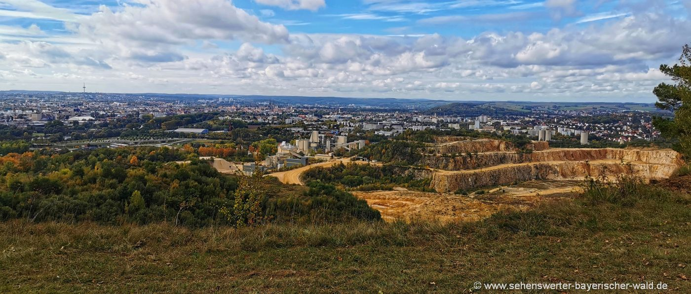 regensburg-keilberg-rundweg-aussichtspunkt-stadt-steinbruch-kiesgrube