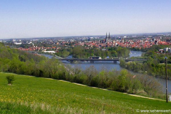 Wandern Regensburg