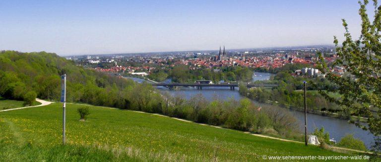 regensburg-wandern-winzerer-höhen-wanderweg-spaziergang
