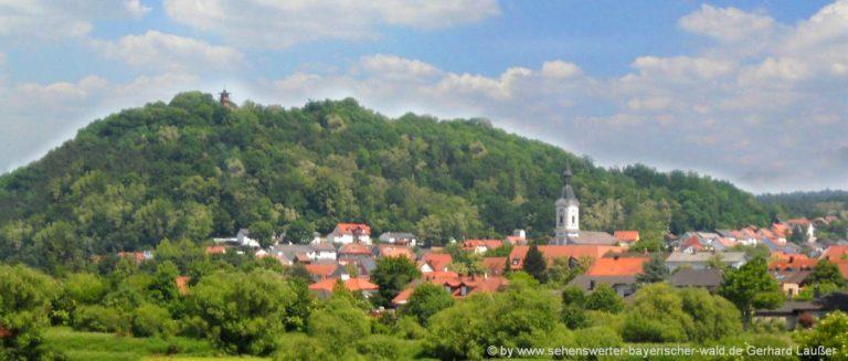 regenstauf-schlossberg-mit-aussichtsturm-oberpfalz-ausflugsziele