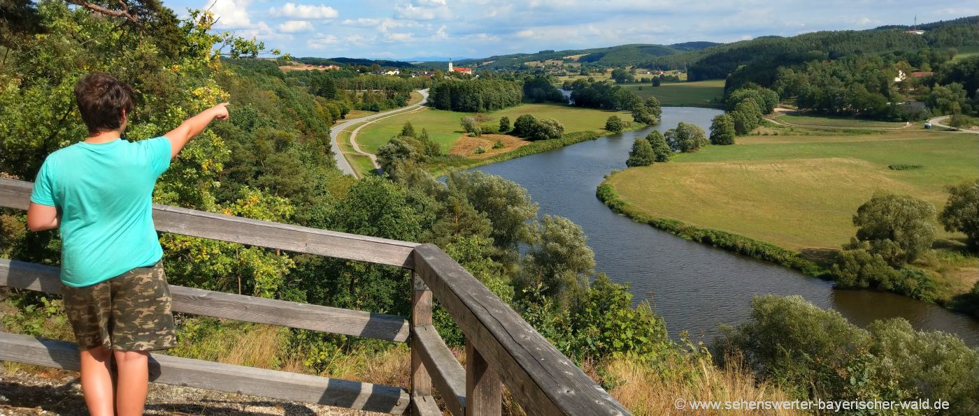 Ausflugsziel & Aussichtspunkt bei Reichenbach sehenswürdigkeiten in Regental